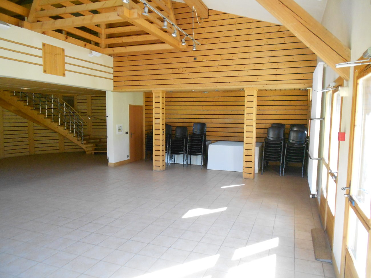salle de location