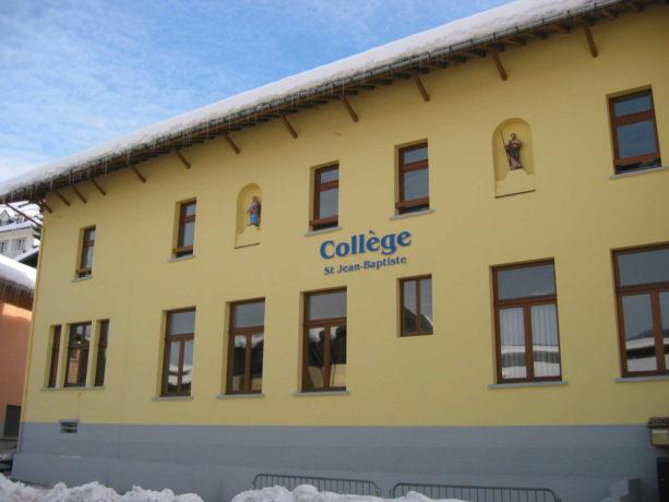 collège privé Saint-Jean-Baptiste
