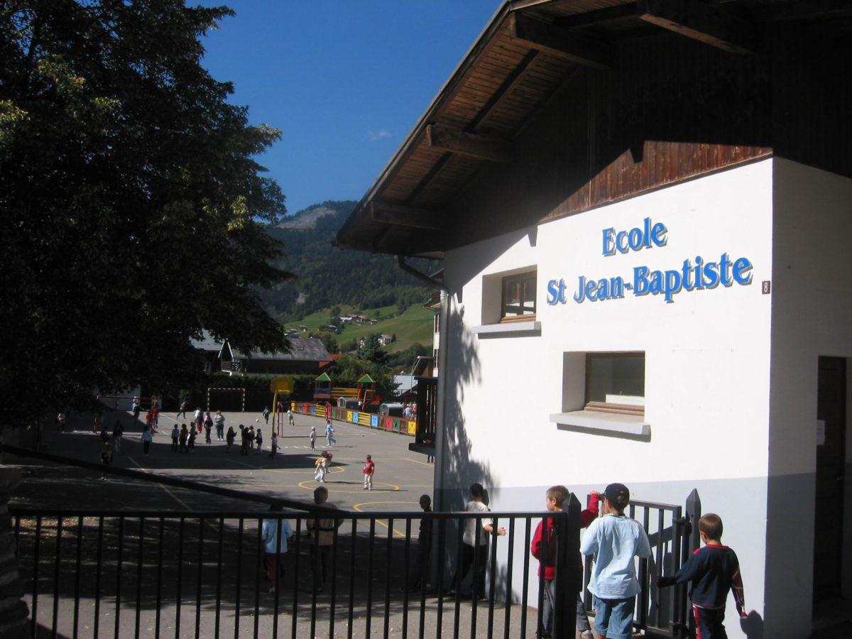 école Saint-Jean-Baptiste