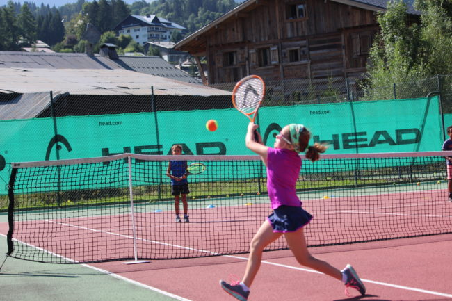 tennis enfants