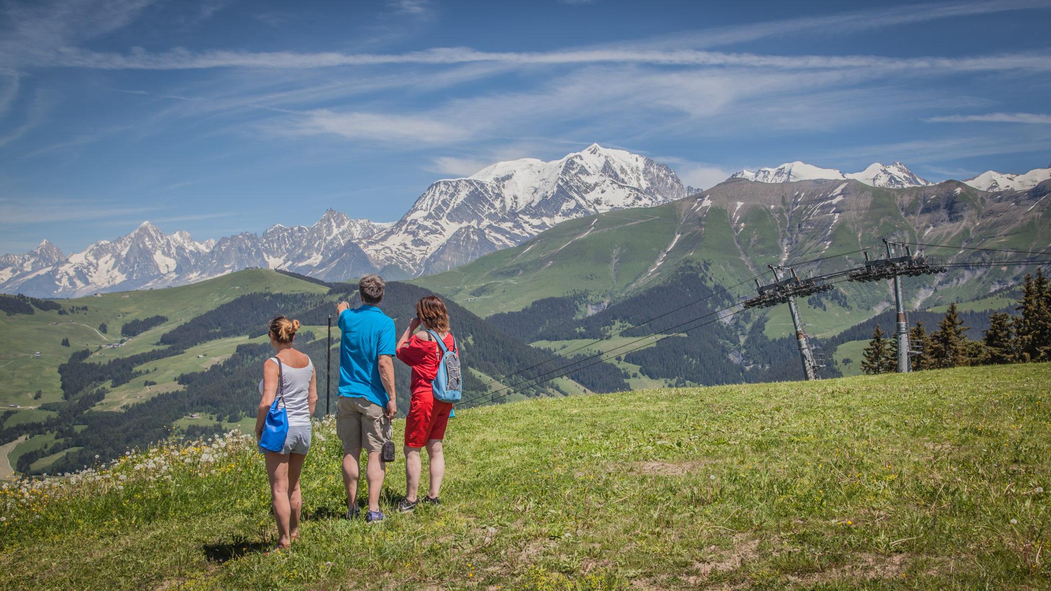 panoramique depuis Rochebrune