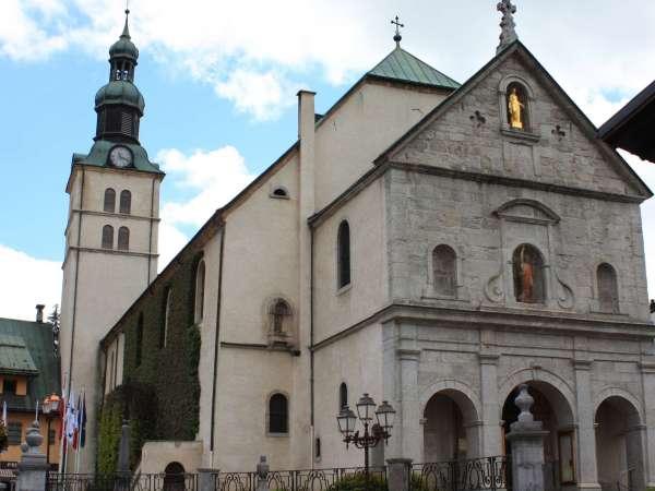 église de Megève